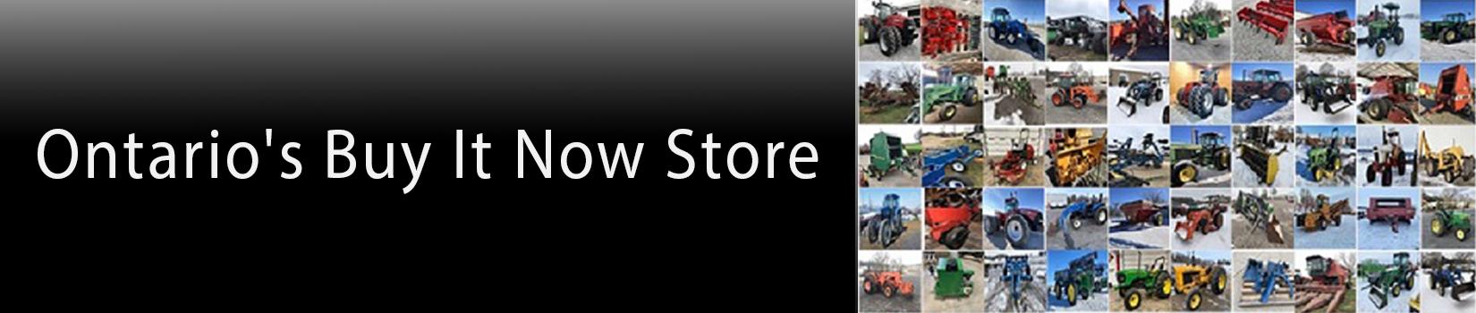 Ontario's Buy it Now Store