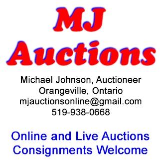 MJ Auctions's Logo