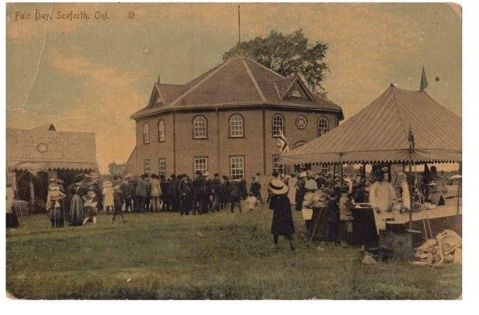 Seaforth Agricultural Society