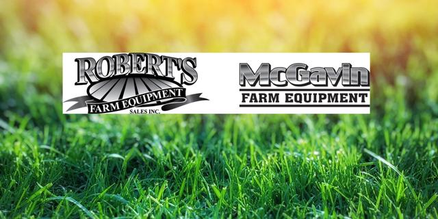 Roberts Farm Equipment Fall Auction